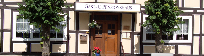 Disclaimer - Gasthaus & Pension Zur Linde