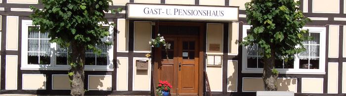 Impressum - Gasthaus & Pension Zur Linde